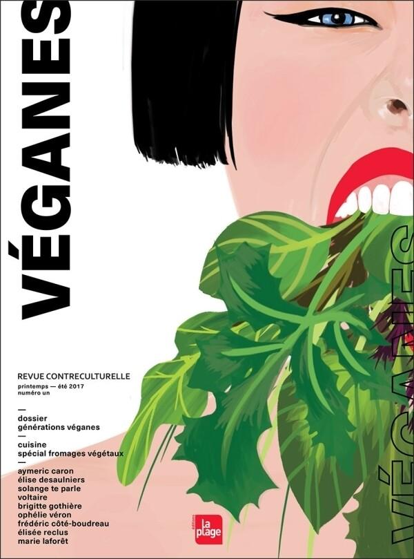 Veganes - Revue contreculturelle -  - La Plage